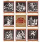 100 years Opera Vienna  - Austria 1969