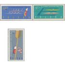 6th European Canoe Championships - Poland 1961 Set