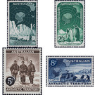 Antarctic Exploration - Australian Antarctic Territory 1959 Set