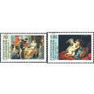 Art exhibition  - Liechtenstein 2000 Set