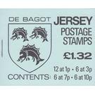 De Bagot Family Arms - Jersey