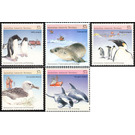 Environment, Conservation and Technology - Australian Antarctic Territory 1988 Set