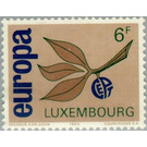 EUROPA - Branch - Luxembourg 1965 - 6