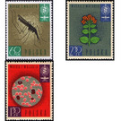 Fight against Malaria - Poland 1962 Set