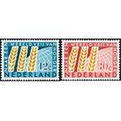 Freedom from Hunger, 1963 - Netherlands 1963 Set