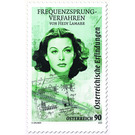 Frequency Hopping Spread Spectrum – Hedy Lamarr - Austria 2020 - 90 Euro Cent
