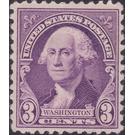 George Washington, by Gilbert Stuart - United States of America 1932