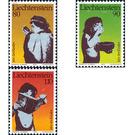 Intern. Year of the child  - Liechtenstein 1979 Set
