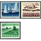 Landscapes - Netherlands 1963 Set