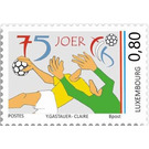 Luxembourg Handball Association, 75th Anniversary - Luxembourg 2021 - 0.80