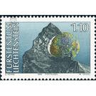minerals  - Liechtenstein 1989 - 110 Rappen
