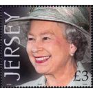 Queen Elizabeth II - Jersey 2001 - 3