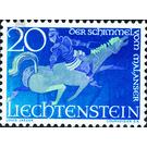 Say  - Liechtenstein 1967 - 20 Rappen