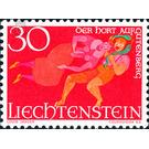 Say  - Liechtenstein 1967 - 30 Rappen