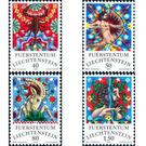 Signs of the zodiac  - Liechtenstein 1978 Set