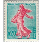 Sower of Piel (type I) - France 1960 - 0.20