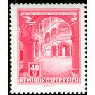 Structures  - Austria 1962 - 1 Euro