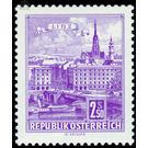 Structures  - Austria 1962 - 2.50 Shilling