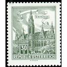 Structures  - Austria 1962 - 30 Groschen