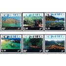 Tourism Centenary - New Zealand 2001 Set